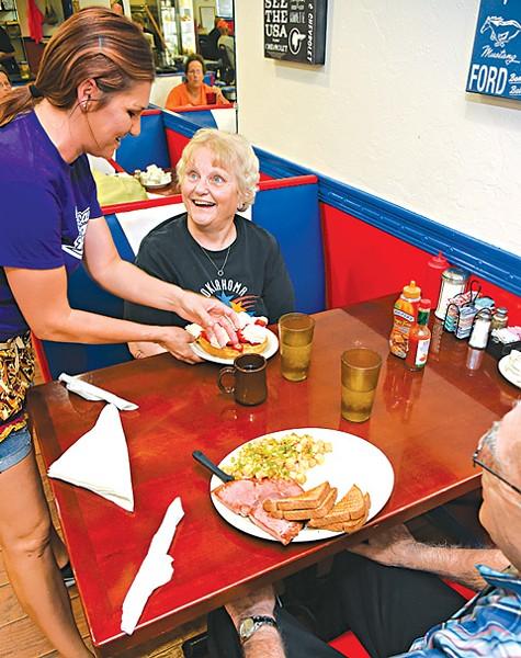 All American Diner (Photo Gazette / file)