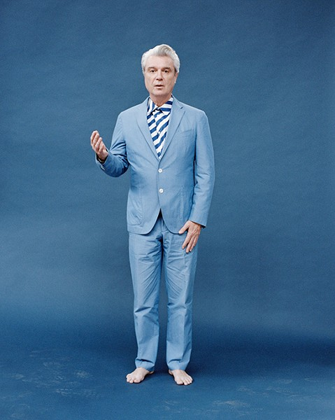 David Byrne - JODY ROGAC / PROVIDED