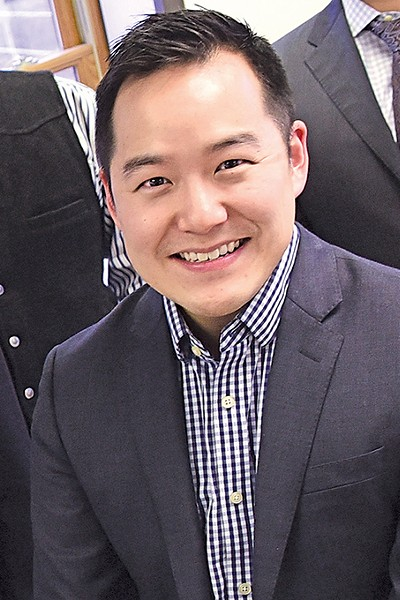 Daniel Chae is the owner of Ur/bun and the All About Cha location in Nichols Hills. - GAZETTE / FILE
