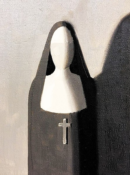 """Nun"" by Tom Ryan - COWBOY & WESTERN HERITAGE MUSEUM / PROVIDED"