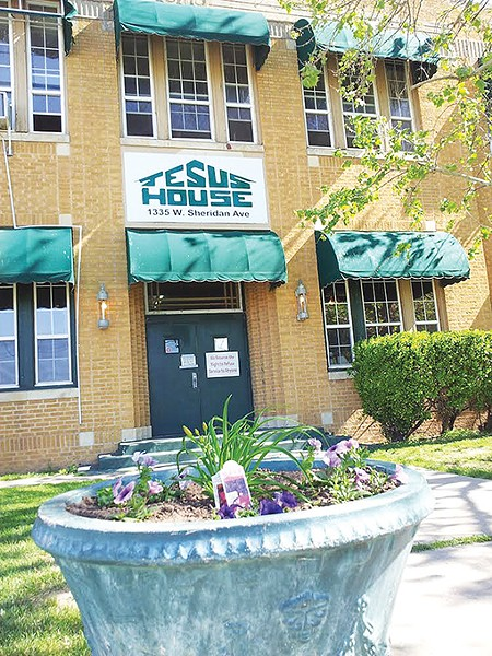 Jesus House was founded in 1973 by Sister Ruth Wynne and Sister Betty Adams. - JESUS HOUSE / PROVIDED