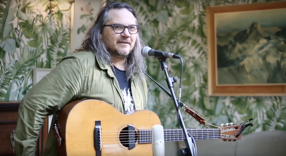 Wilco singer/songwriter Jeff Tweedy will perform at The Auditorium at The Douglass in a March 2019 show produced by The Jones Assembly. - WILCOWORLD.NET / PROVIDED