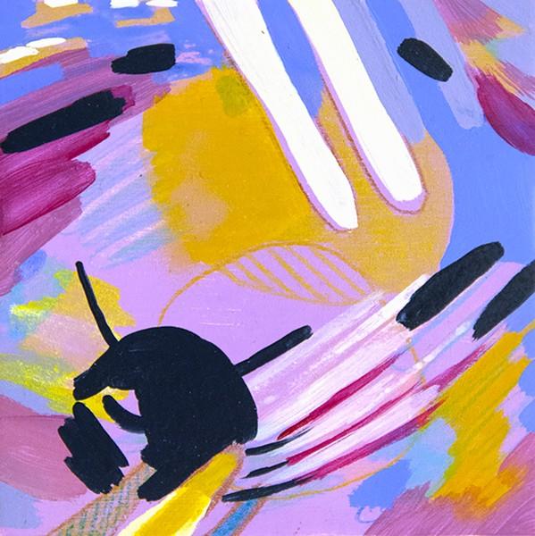 """meteor shower"" by Katelynn Knick - PROVIDED"