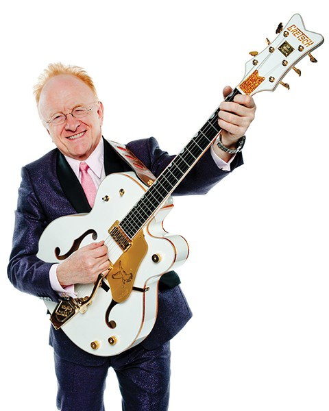 Peter Asher, one half of 1960s pop duo Peter & Gordon, is scheduled to bring his his touring one-man show Peter Asher: A Musical Memoir of the '60s and Beyond, to Oklahoma City for two performances at The Blue Door. - JOE CARDUCCI