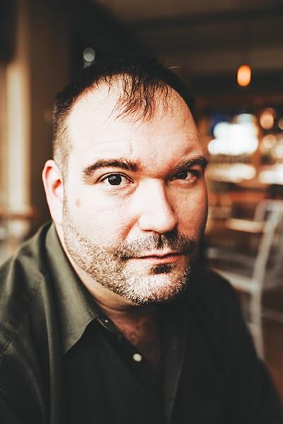 Matt Dinger is Oklahoma Gazette's medical marijuana correspondent. - ALEXA ACE