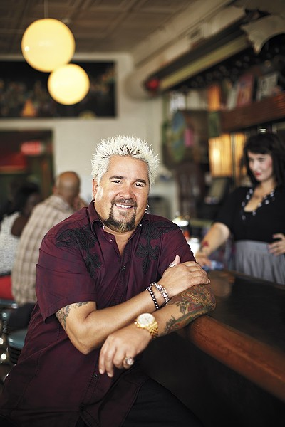 Guy Fieri - THE BROOKS GROUP / PROVIDED