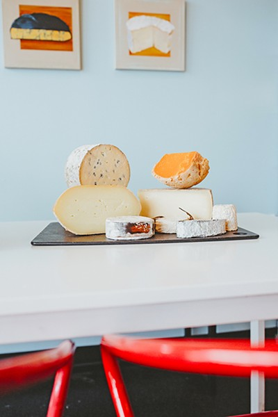 Forward Foods started as a specialty cheese shop in the early 2000s. - ALEXA ACE