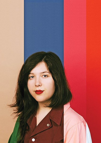 Lucy Dacus performs 9 p.m. Monday at Opolis. - ELIZABETH WEINBERG / PROVIDED