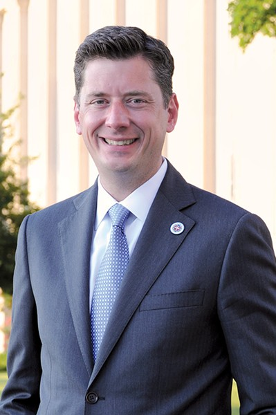 Oklahoma City mayor David Holt said he is open to establishing an ethics commission for the city. - OKLAHOMA CITY COUNCIL / PROVIDED