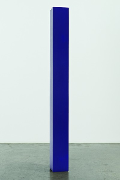 "Anne Truitt's ""The Sea, The Sea"" - OKLAHOMA CITY MUSEUM OF ART / PROVIDED"