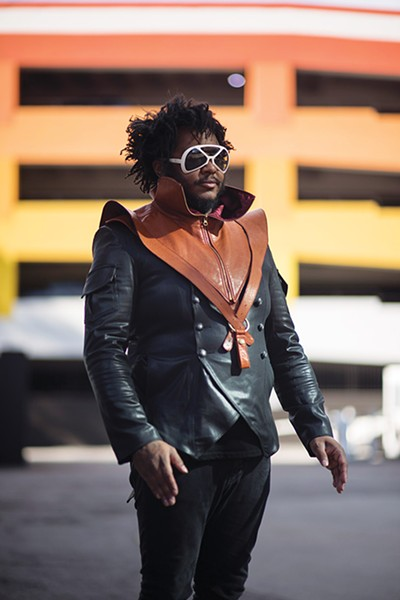 Extraordinary bassist Thundercat plays June 13 at Tower Theatre. - MOTORMOUTH MEDIA / PROVIDED