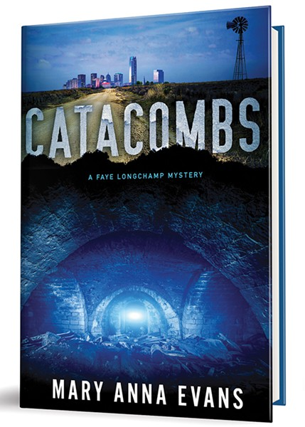 Catacombs by Mary Anna Evans - POISONED PEN PRESS / PROVIDED