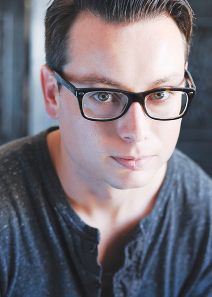 Oklahoma writer Noah Milligan is the author of two novels and a short story collection. - CENTRAL AVENUE PUBLISHING / PROVIDED