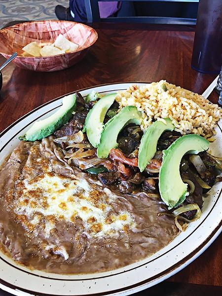 Taco Rico plate - PROVIDED
