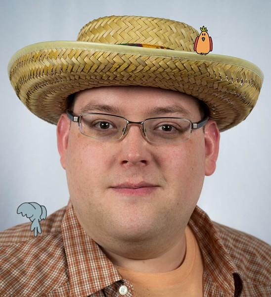 Make Oklahoma Weirder chief executive weirdo Evan Jarvicks - PROVIDED