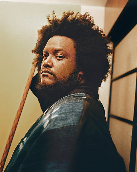 Los Angeles saxophonist Kamasi Washington, who worked as musical director for Kendrick Lamar's To Pimp a Butterfly, headlines the show. - DURIMEL/ PROVIDED