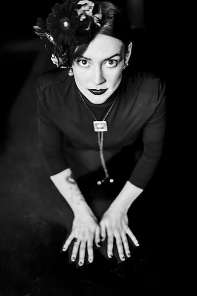 Amanda Shires plays 8 p.m. March 21 at Tower Theatre. - PHOTO ELIZAVETA PORODINA / PROVIDED