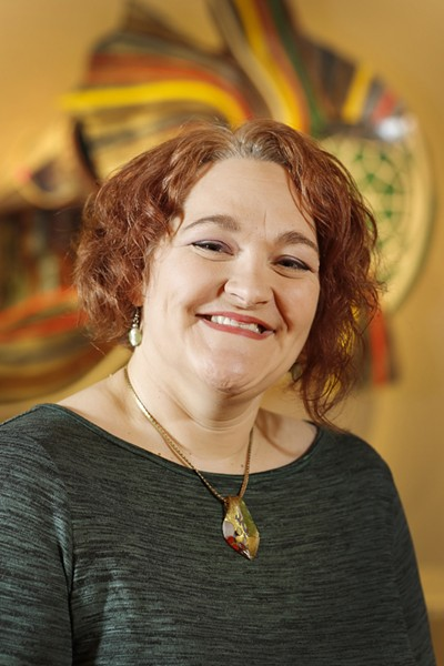 Brandy McDonnell has been named one of four recipients of deadCenter Film Festival's Oklahoma Film & TV ICON Award. - DEADCENTER FILM FESTIVAL / PROVIDED