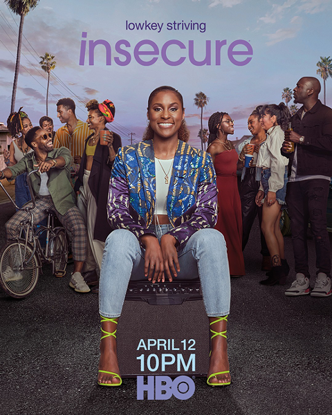 Insecure on HBO Max - HBO / PROVIDED