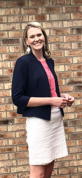 Julie Ezell was initially charged with using a computer to violate state statutes, false report of a crime and preparing false evidence and maintains that she did it to expose corruption at Oklahoma State Department of Health. - PROVIDED