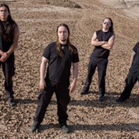 Death metal outfit Abysmal Dawn promises one hell of a night