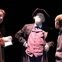 Performance review: A Territorial Christmas Carol