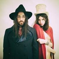 Sean Lennon's Ghost of a Saber Tooth Tiger revels in the sounds of the past