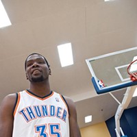 Kevin Durant plans to renovate public basketball courts around the world
