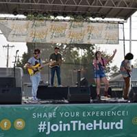 Heard on Hurd is primed for summer as Edmond's premier monthly street party