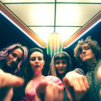 OKC band LCG & the X headlines the second all-female AMP Fest