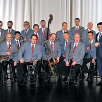 Glenn Miller Orchestra performs at Edmond's Armstrong Auditorium May 10.