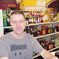 Bryan Kerr is owner of Moore Liquor and president of Retail Liquor Association of Oklahoma.