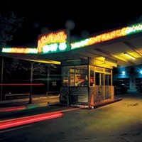 Winchester Drive-In Theatre has been in business for 50 years.