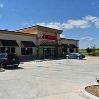 The full-sized Johnnie's Charcoal Broiler opened in July at 2305 S. Telephone Road in Moore.