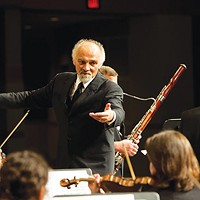 Richard Zielinski will conduct Norman Philharmonic in a concert honoring Martin Luther King Jr. on Monday.