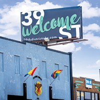 39th Street District Association hosts the annual Pride parade and festival June 21-23.