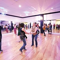 Swingout OKC offers weekly classes and social dances in a variety of styles.