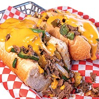 Southwestern Philly is the most popular cheesesteak at Philly Homa.
