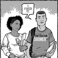 Cartoon: Bigotry 101