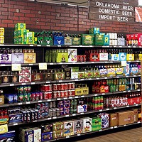 In Oklahoma County, an overwhelming 70 percent of the more than 90,000 voters approved Sunday liquor store sales.