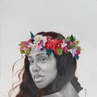 """Floral Girl"""