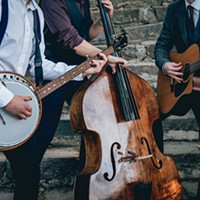 Oklahoma Gazette interviews Lucas Ross from American Banjo Museum