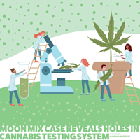 Moon Mix case reveals holes in cannabis testing system