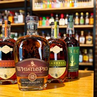 Rare Single Barrel Ryes & Bourbons at George's