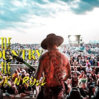 Buckcherry plays Rocklahoma in 2019. Rocklahoma is one of two large outdoor music festivals are slated to go forward in Pryor despite the rising number of COVID-19 cases.