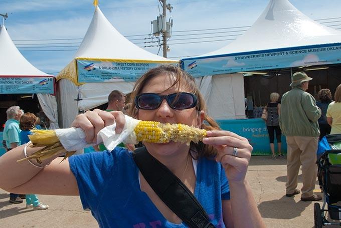 Trisha-Foster-eatn-Sweet-Corn-Express-88mh.jpg