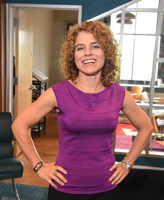 Carrie Palmer (Mark Hancock)