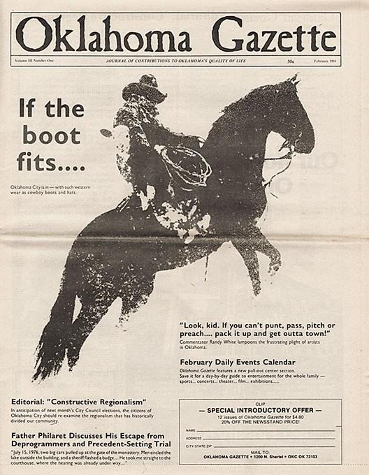 (Feb. 1981 Oklahoma Gazette)