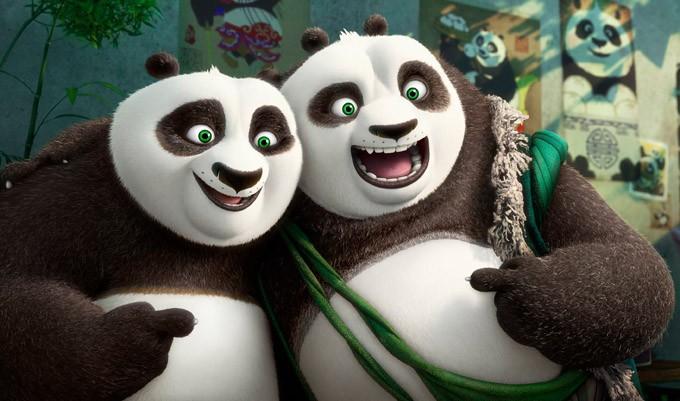 Kung Fu Panda 3 - Its Peachy Keen