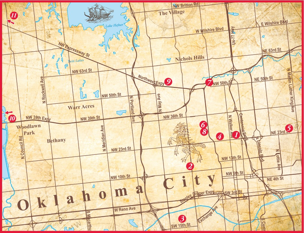 b05843ff7d5d60 Cover Story  Oklahoma City s must-eat destination dishes